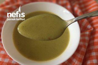 Sütlü Brokoli Çorbası (Brokoliyi Sevmeyen Kalmasın) Tarifi