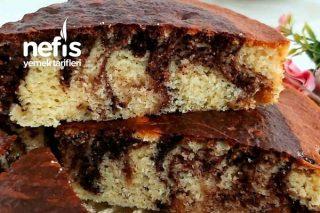 5 Dakika Keki  Üzümlü Ve Kakaolu Tarifi