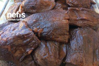 Antep Usulü Zeytinyağlı Kuru Patlıcan Dolması (Çok Lezzetli) Tarifi
