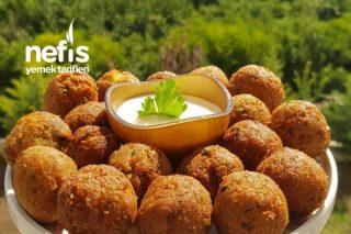 Falafel Tarifi (Videolu)