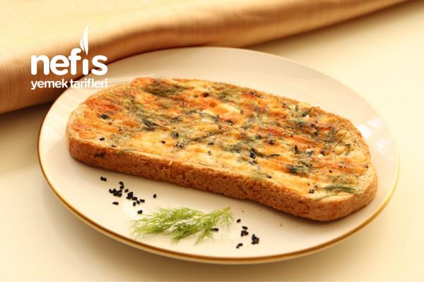 Kızarmış Sağlıklı Ekmek