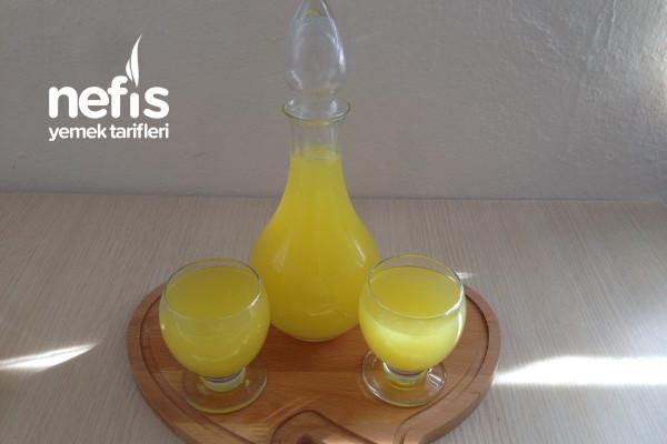 Limonata 1 Portakal, 1 Limon Tarifi