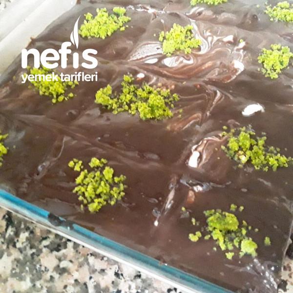 Marsmallowlu Çikolata Sosu (Birde Böyle Deneyin)