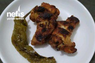 Tavuk Kanat Kebabı Nasıl Yapılır? (Mangalda )