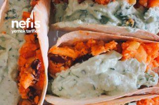 Vejetaryen Taco Tarifi