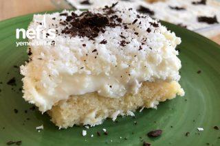 Yumuşacık Kremalı Pasta Tarifi