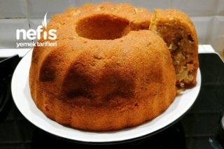 Issız Adam Keki (Mis Gibi Havuçlu Tarçınlı Kek Yapıyoruz) Tarifi