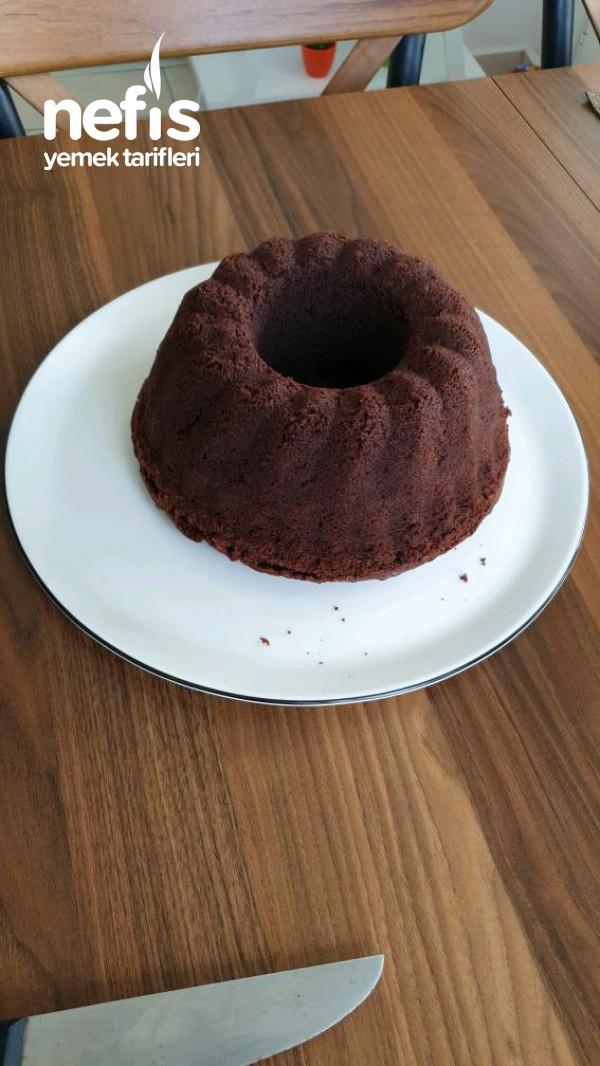 Kakaolu Sıcak Kek