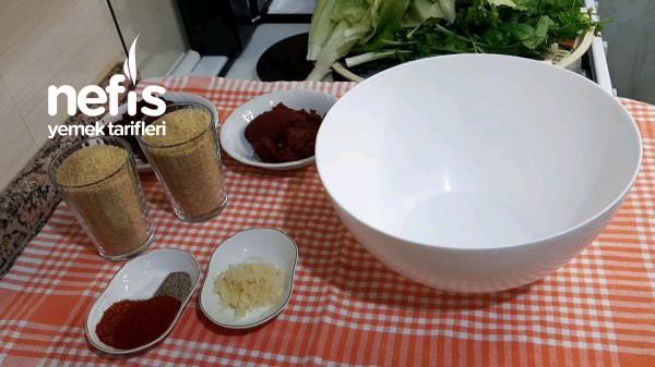 Antakya Usulü Kısır 5 Çayının Vazgeçilmezi