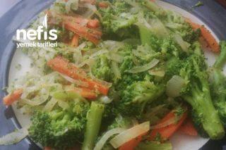 Brokoli Sevmeyen Kalmayacak Tarifi