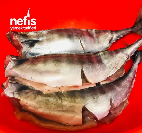 Kokusuz Balık (Fırın Poşetinde)