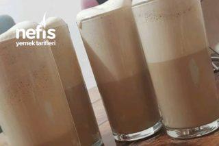 Köpük Köpük Soğuk Kahve Tarifi