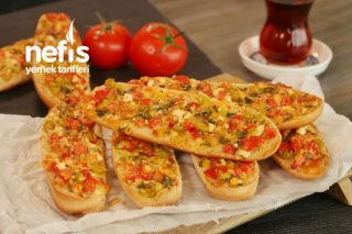 Sandviç Pizza Tarifi