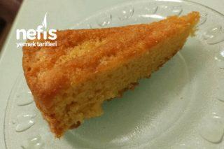 Unsuz Düşük Kalorili Pratik Kek Tarifi