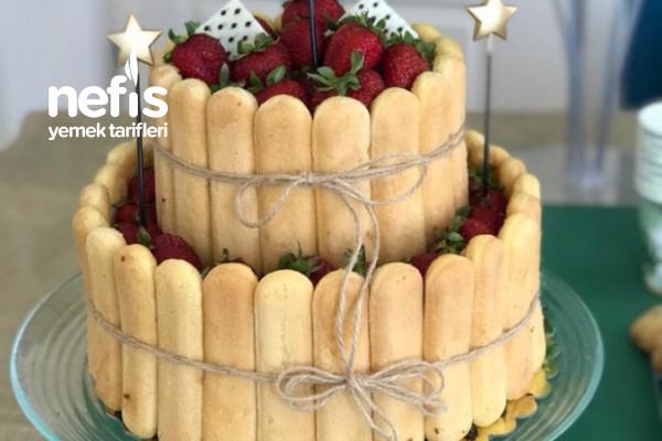 Doğum Günü Pastası (Aşırı Pratik Çok Gösterişli) Tarifi