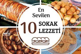 Sokak Lezzetleri: En Sevilen 10 Tat Tarifi