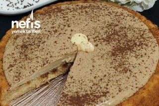 İncirli Kahveli Tart Pasta Tarifi