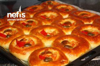 Muhteşem Pizza Poğaça Tarifi