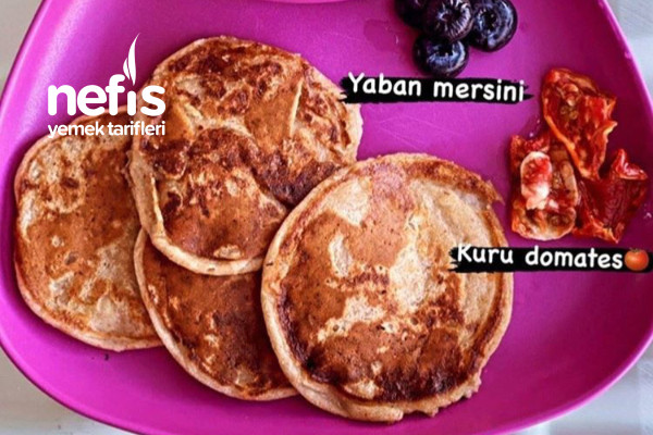 Elmalı Tarçınlı Pancake Tarifi