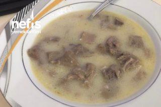 Kelle Paça Çorbası (Terbiyeli) Tarifi