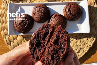 Yumuşacık Brownie Topları Tarifi