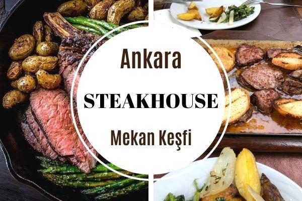 Ankara Steakhouse Mekanları: En İyi 10 Adres Tarifi