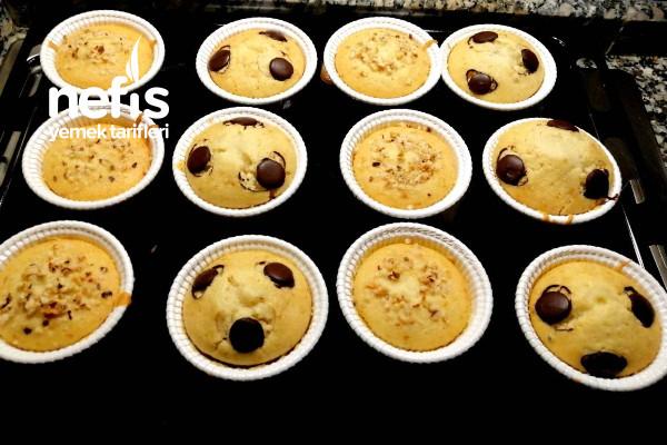 Cupcake (Kapkek) Tarifi