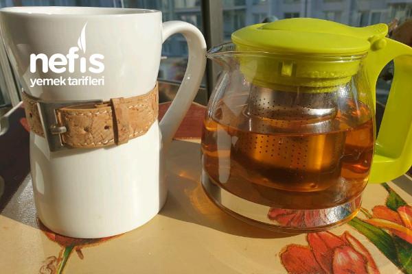 Metabolizma Hızlandırıcı Çay Tarifi