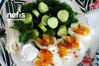 Örnek İntermitten Fasting (If Diyeti) Kahvaltısı Tarifi
