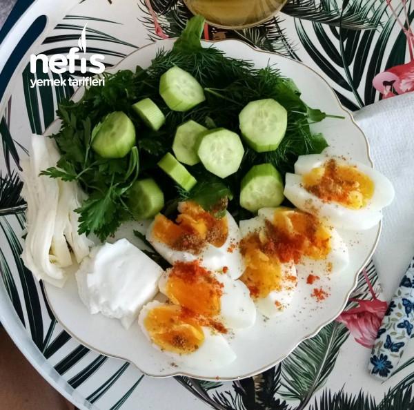 Örnek Intermitten Fasting (If Diyeti) Kahvaltısı