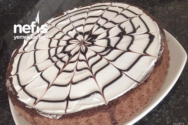 Tart Kalıbında Islak Kek Tarifi