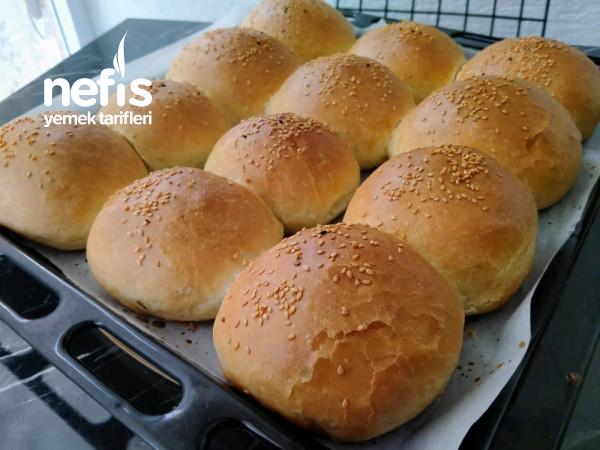 Brötchen (Alman Ekmek) Tarifi