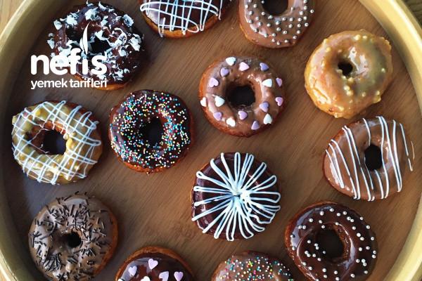 Donut (Aşırı Pratik) Tarifi