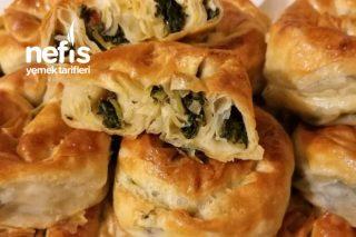 Gül Böreği ( İstediğiniz harçla yapabilirsiniz) Tarifi
