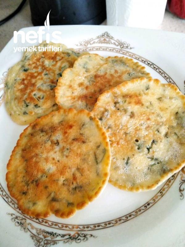 Peynirli Bebek Pankeki