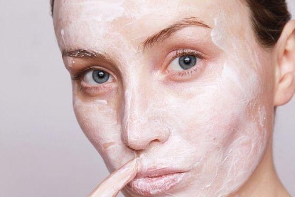 pirinç maskesi