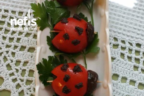 Uğur Böceği Domates