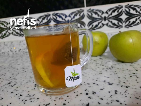 Yeşil Elmalı Yeşil Çay