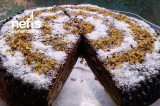 Amonyaklı Pasta Tarifi