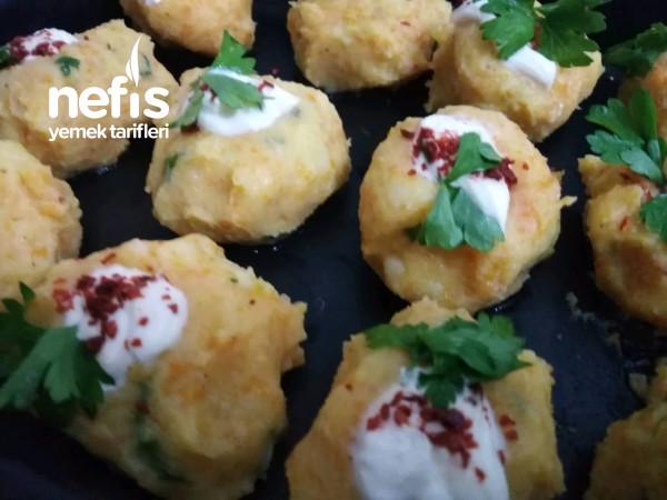Havuçlu Patates Çanakları