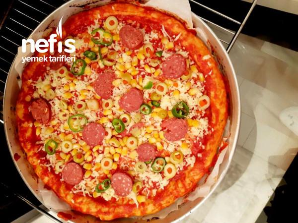 Karişik Pizza
