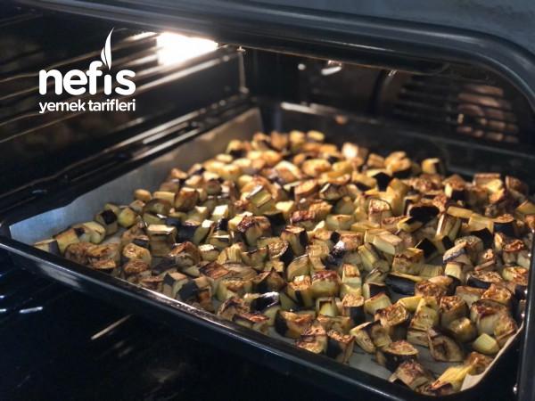 Malatya Usulü Enfes Patlıcanlı Köfte