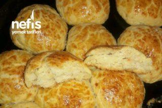 Peynirli Baharatlı Toplar Tarifi