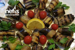 Patlıcanlı Garnitür Tarifi