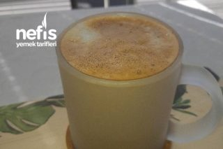 Tek Kişilik Cappuccino Tarifi