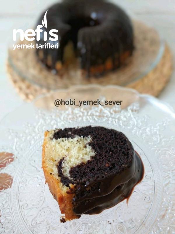 Çikolata Soslu Sodalı Kek
