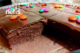 Çikolatalı Damat Pastası Nefis Tarifi