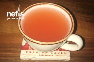 Elma Kabuğu Çayı Tarifi