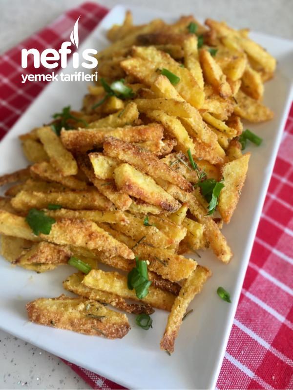 Fırında Çıtır Patates