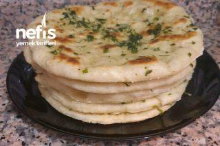 Garlic Naan (Sarımsaklı Hint Ekmeği) Tarifi